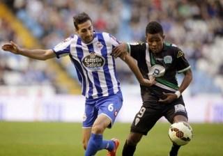 Deportivo la Coruña 1-Córdoba 1. Jornada 30 Liga Española