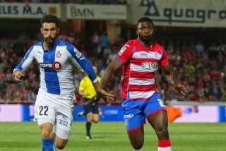 Granada 1-Espanyol 2. Jornada 34 Liga Española