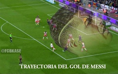 trayectoria gol messi almeria barcelona cristiano ronaldo peinado meme chiste