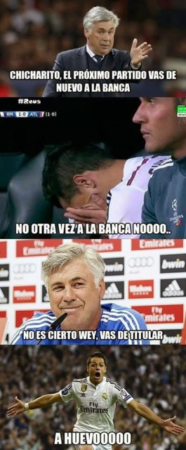 Los mejores memes del Celta-Real Madrid: Jornada 33