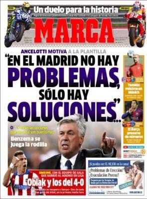 Portada Marca: Soluciones Ancelotti