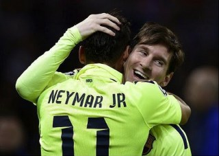 PSG 1-Barcelona 3. Cuartos Champions League (ida)