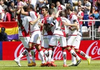 Rayo Vallecano 1-Almería 0. Jornada 32 Liga Española
