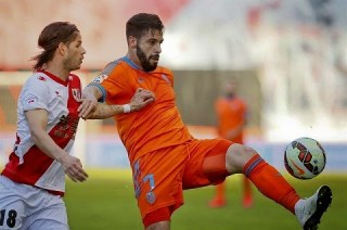 Rayo Vallecano 1-Valencia 1. Jornada 34 Liga Española