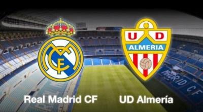 Alineación y la previa Real Madrid-Almería. Jornada 34