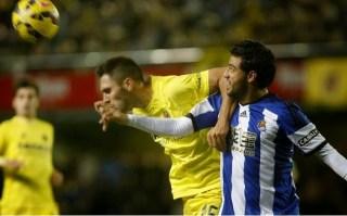Real Sociedad 0-Villarreal 0. Jornada 33 Liga Española