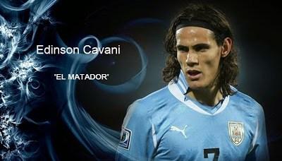 Edinson Cavani: el matador charrúa copa america 2015