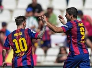 Córdoba 0-Barcelona 8. Jornada 35 Liga Española