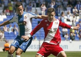 Espanyol 1-Rayo Vallecano 1. Jornada 35 Liga Española