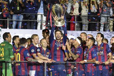 pique champions 2015