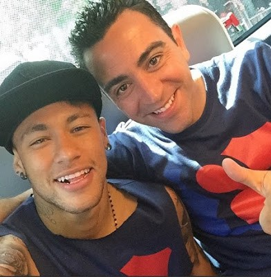neymar champions league 2015