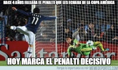 Los mejores memes del Argentina-Colombia carlos tevez