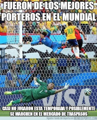 Los mejores memes de la Copa América Chile 2015
