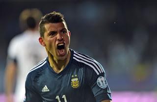 Argentina 1-Uruguay 0. Copa América 2015 Grupo B