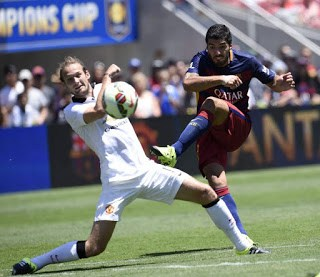 Manchester U. 3-Barcelona 1. International Champions Cup