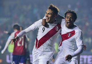 Perú se lleva el tercer puesto de la Copa América 2015