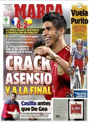 Portada Marca: Crack Asensio