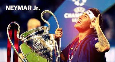 2015 el año de Neymar, el príncipe del Barça