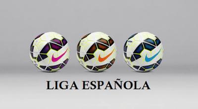 Alineaciones Jornada 4. Liga Española 2015