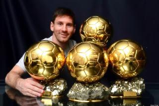 Lionel Messi: The Golden Boy