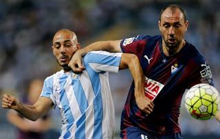 Málaga 0-Éibar 0-Jornada 3 Liga Española