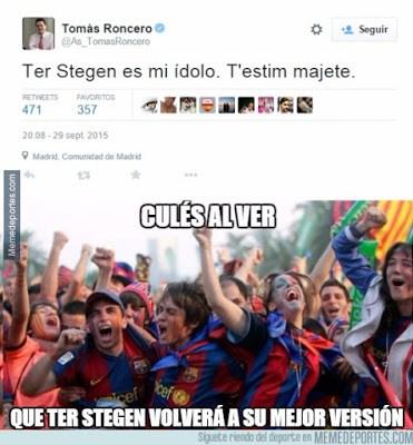 Los mejores memes del Barcelona-Bayer Leverkusen: Champions 2015