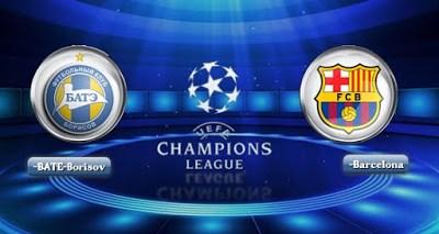 Alineación BATE-Barcelona: Champions League 2015