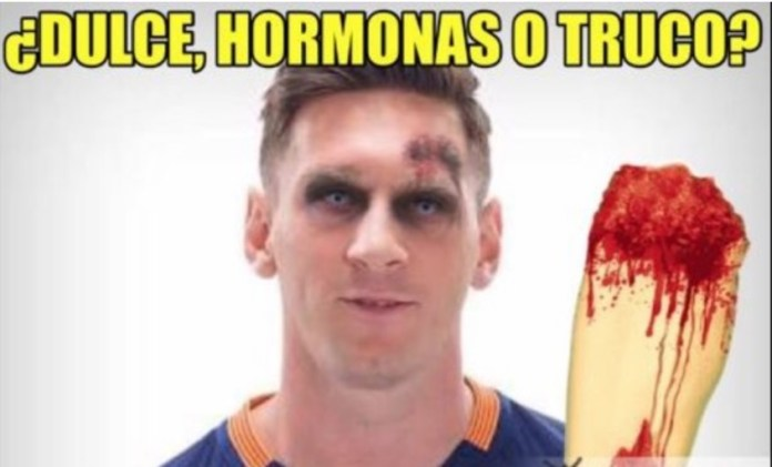 Los mejores memes del Getafe-Barcelona. Jornada 10