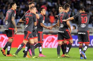 Real Sociedad 2-Celta de Vigo 3. Jornada 10 Liga Española
