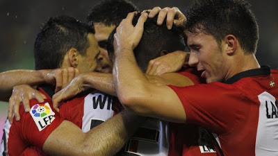 Betis 1-Athletic Bilbao 3. Jornada 10 Liga Española
