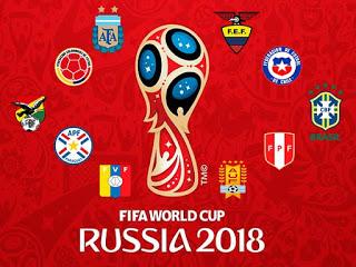 Eliminatoria Mundial Rusia 2018: Jornada 4