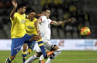 Las Palmas 0-Deportivo 2. Jornada 13 Liga Española