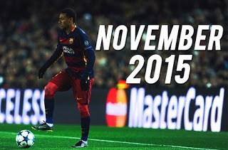 Lo mejor de Neymar: Noviembre 2015