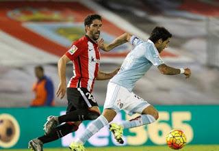 Celta de Vigo 0-Athletic Bilbao 1. Jornada 17 Liga Española