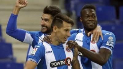 Espanyol 1-Las Palmas 0. Jornada 16 Liga Española