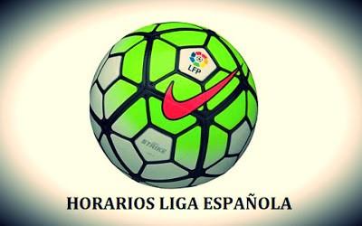 Horarios partidos sábado 5 de diciembre: Jornada 14 Liga BBVA