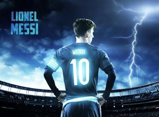 Lionel Messi el extraterrestre
