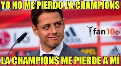 Los mejores memes del Leverkusen-Barcelona: Champions 2015 chichadios