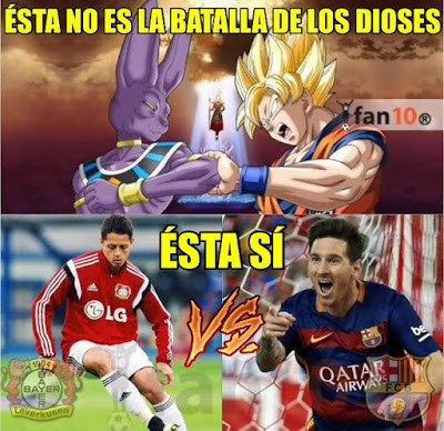 Los mejores memes del Leverkusen-Barcelona: Champions 2015