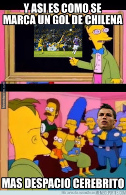 Los memes graciosos del Shakhtar-Real Madrid: Champions 2015 cristiano ronaldo falla chilena