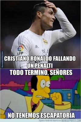 Los mejores memes del Real Madrid-Real Sociedad: Jornada 17 penalti