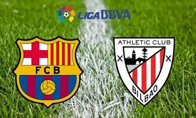 Alineación y previa Barcelona-Athletic Bilbao. Jornada 20