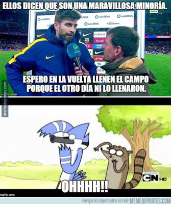 Los mejores memes del Barça-Espanyol: Copa del Rey