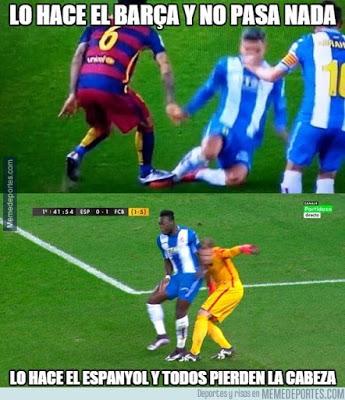 Los mejores memes del Espanyol-Barcelona: Copa del Rey