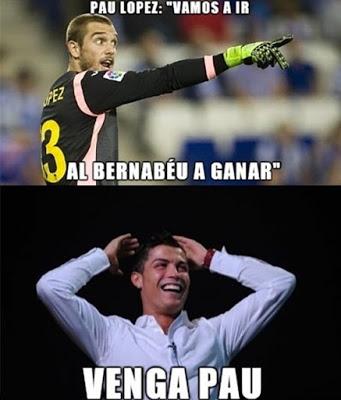 Los mejores memes del Real Madrid-Espanyol: Jornada 22