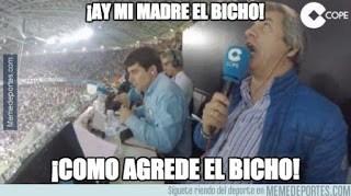 Los mejores memes del Real Madrid-Sporting: Jornada 20 el bicho los manolos