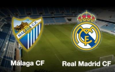 Alineación y previa Málaga-Real Madrid. Jornada 25