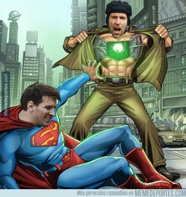 Los memes del Arsenal-Barcelona más divertidos: Octavos Champions messi chech