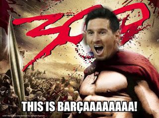 Los memes del Sporting-Barcelona más divertidos. Liga BBVA messi 300 goles