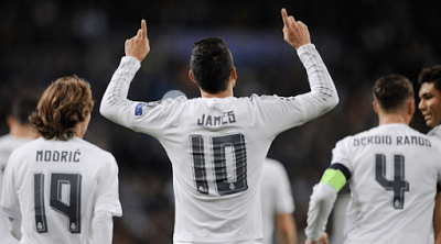 Real Madrid 2-Roma 0. Octavos Champions (vuelta)